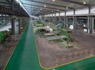 Завод по сборке солнечных панелей, Солнечная долина, Китай — стоковое фото