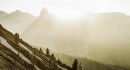 Схилі гори, Valparola, Альта Бадіа Південний Тіроль, Італія — стокове фото