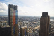 View of L eadenhall building, London, England — Stock Photo