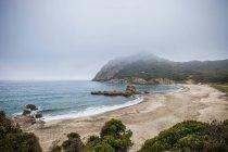 Spiaggia e costa, Costa rei, Sardegna, Italia — Foto stock