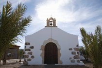 View of Chapel, Fuerteventura, Canary Islands, Spain — Stock Photo