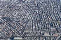 Aerial view of Brooklyn, New York, USA — Stock Photo