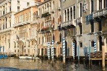 Великий канал, Венеция — стоковое фото