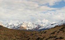 Himalayas at Spiti Valley — Stock Photo
