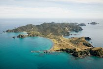 Vista di bay of islands — Foto stock