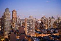 Gebäude in New York City — Stockfoto