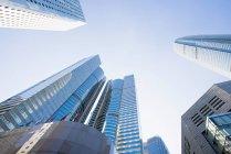 Hochhäuser in Hongkong — Stockfoto