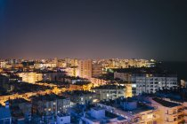 Observing view of town, Antalya, Turkey — Stock Photo