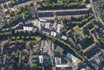 Пташиного польоту Вустер, Англія, Великобританія — стокове фото