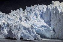 Veduta del ghiacciaio Perito Moreno nel Parco Nazionale Los Glaciares, Patagonia, Cile — Foto stock