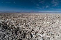Соль коры, Салар-де-Атакама, пустыня Атакама, Чили — стоковое фото