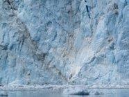 Glaciar, Prince William Sound, Whittier, Alaska, Estados Unidos, América del Norte - foto de stock