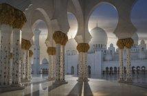 Abu Dhabi, Emirados Árabes Unidos, Ásia — Fotografia de Stock