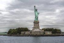 Freiheitsstatue, New York City, New York, USA — Stockfoto