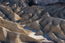 Zabriskie Point, Death Valley National Park, California, Stati Uniti — Foto stock