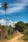 Ruins of historic building, San Pedro de Alcantara, Maranhao, Brazil — Stock Photo