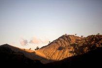 Montagna paesaggio, Marocco, Nord Africa — Foto stock