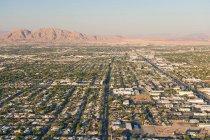 Vista de Las Vegas desde Stratosphere Tower - foto de stock