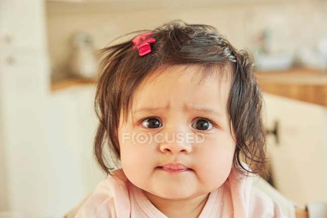Menina bonita — Fotografia de Stock