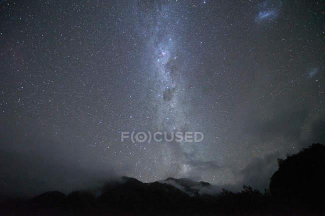 Franz Josef Glacier — Stock Photo