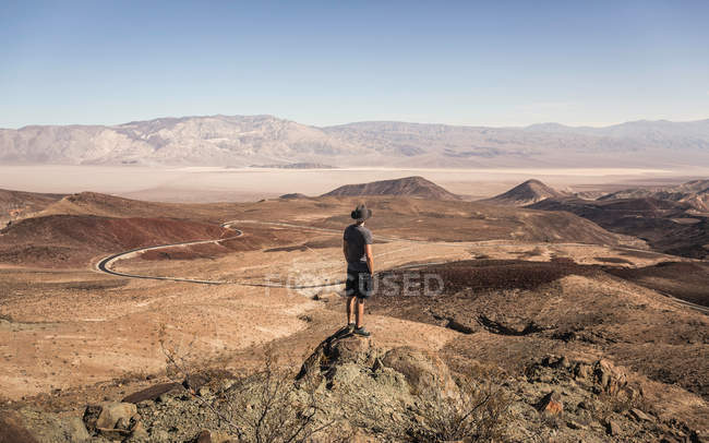Death valley nationalpark — Stockfoto