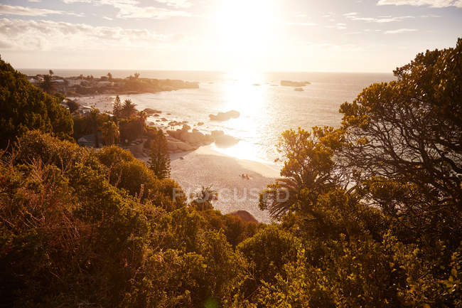View of Clifton Beach — Stock Photo
