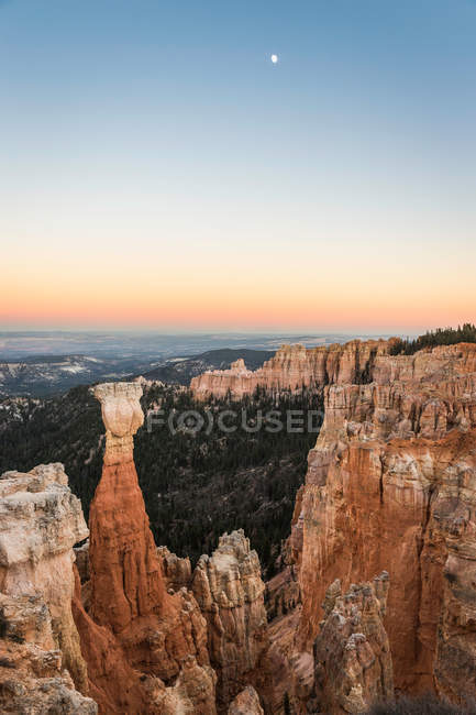 Bryce canyon national park — Stockfoto