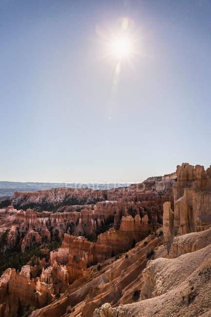 Parque Nacional Bryce canyon — Fotografia de Stock