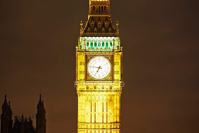 Tour de l'horloge Big ben — Photo de stock