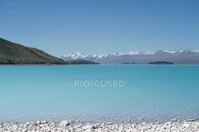 Still murky lake — Stock Photo