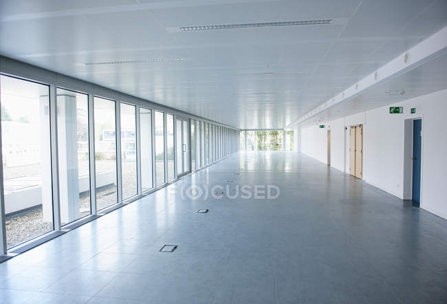 White office space — Stock Photo