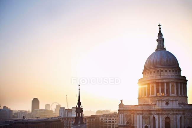 Cathédrale St Paul, Londres, Angleterre, Royaume-Uni — Photo de stock