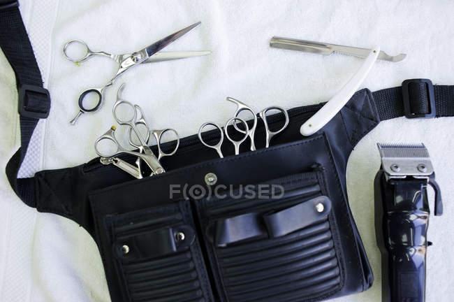 Cintura per parrucchieri — Foto stock