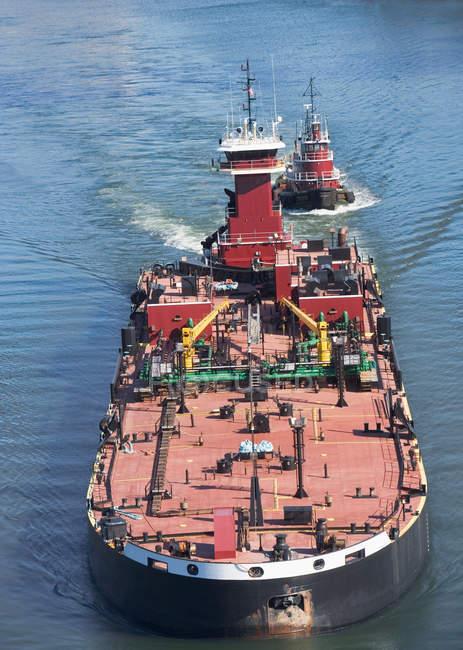 Petrolero - foto de stock