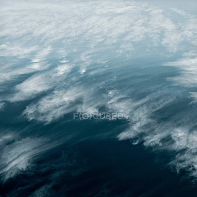 View of ocean currents — Stock Photo