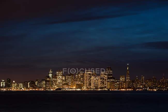 São Francisco Skyline — Fotografia de Stock