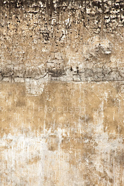 Old crumbling wall — Stock Photo