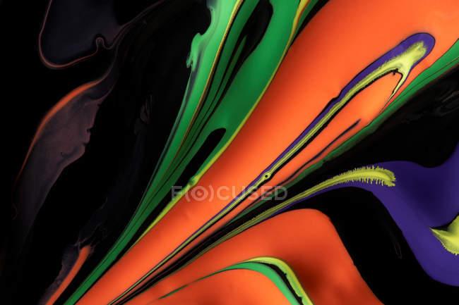 Patrón cosmético abstracto - foto de stock