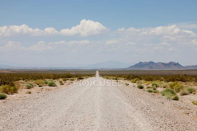 Route de Nevada State Highway 160 — Photo de stock