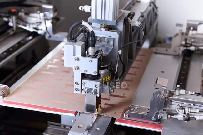 Platte flexibler Schaltkreise — Stockfoto