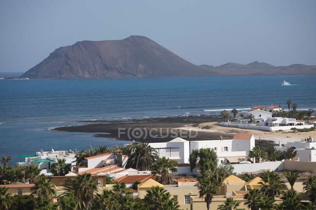 Коральео, остров Лобос, Фуэртевентура, Канарские острова, Испания — стоковое фото