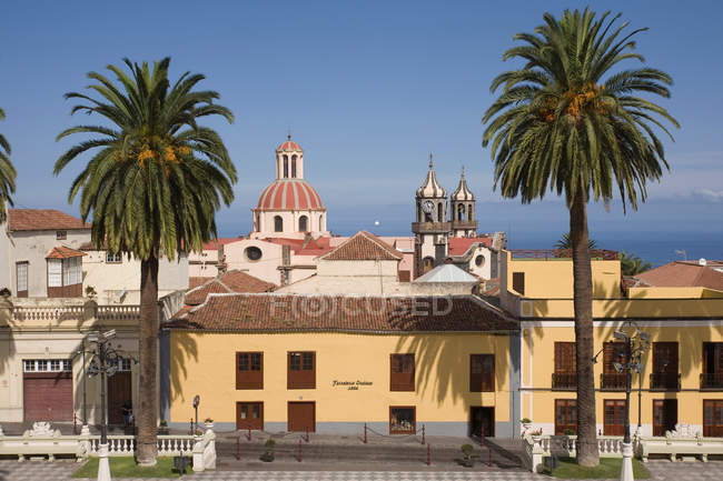 La Orotava, Tenerife, Canary Islands, Spain — Stock Photo