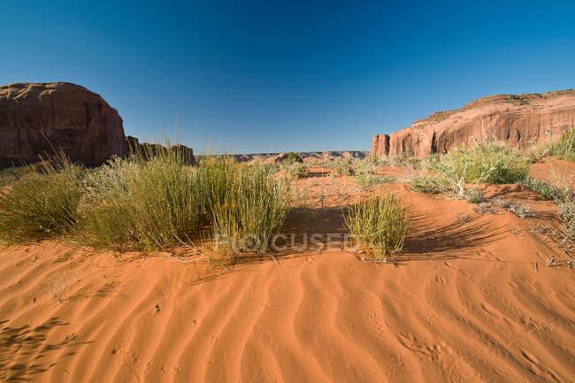 Vue de monument valley — Photo de stock