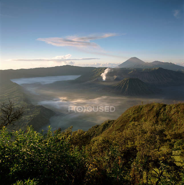 Parc national de Tengger Semeru — Photo de stock