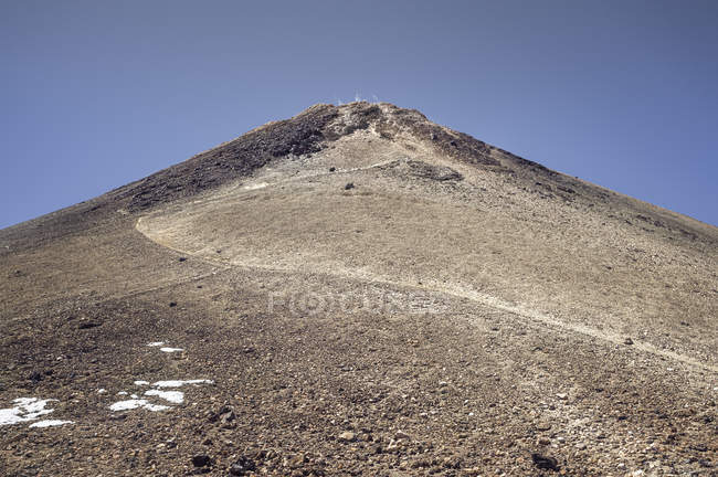Mount Teide summit, Tenerife, Canary Islands, Spain — Stock Photo