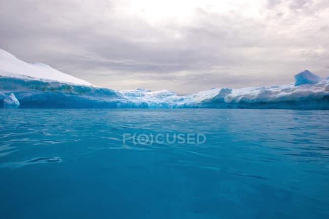 Banquise dans l'océan Austral — Photo de stock