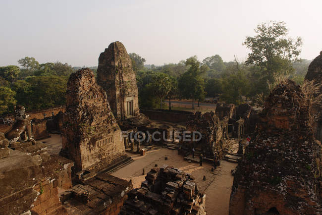 Pre Rup temple, Angkor Wat Complex, Siem Reap, Cambodia — Stock Photo
