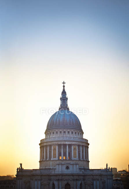 Сен-Поль собору, Лондон, Великобританія — стокове фото
