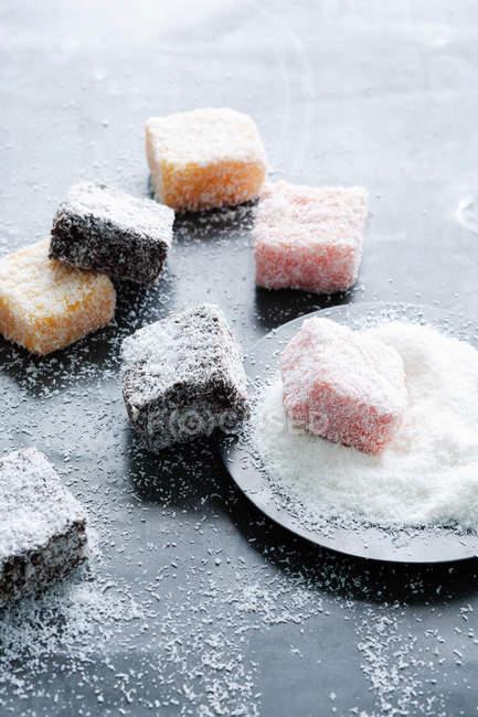 Turkish delight caramelle — Foto stock