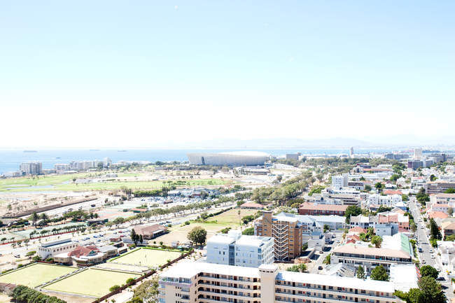 View of Green Point — Stock Photo